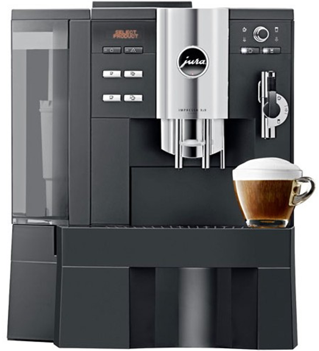 machine à café jura impressa xs9 classic