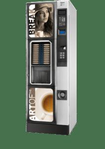 distributeurs automatiques Opera