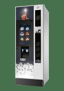 distributeurs automatiques Canto Touch