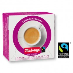 café malongo Colombie Supremo