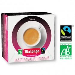 café malongo Laos Bio CE