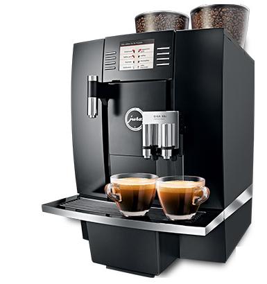 machine à café jura giga x8c