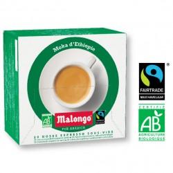 café malongo Moka d'Ethiopie