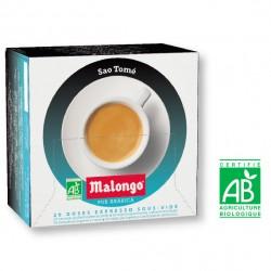 café malongo Sao Tomé Bio
