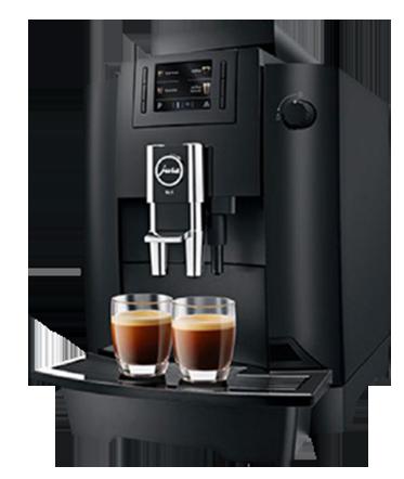 machine à café jura WE6 professional