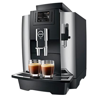 machine à café jura WE8 professional